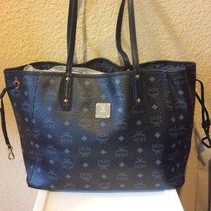 MCM Reversible Shopping Tote Bag